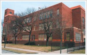 Emanuel Philipp Elementary School in Milwaukee, WI