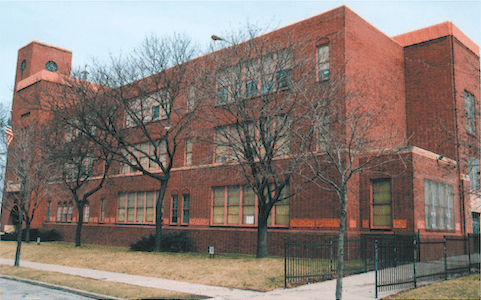 Emanuel Philipp Elementary School Milwaukee